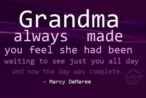 Grandmother the happiness odyssey for What to get my grandma for her birthday